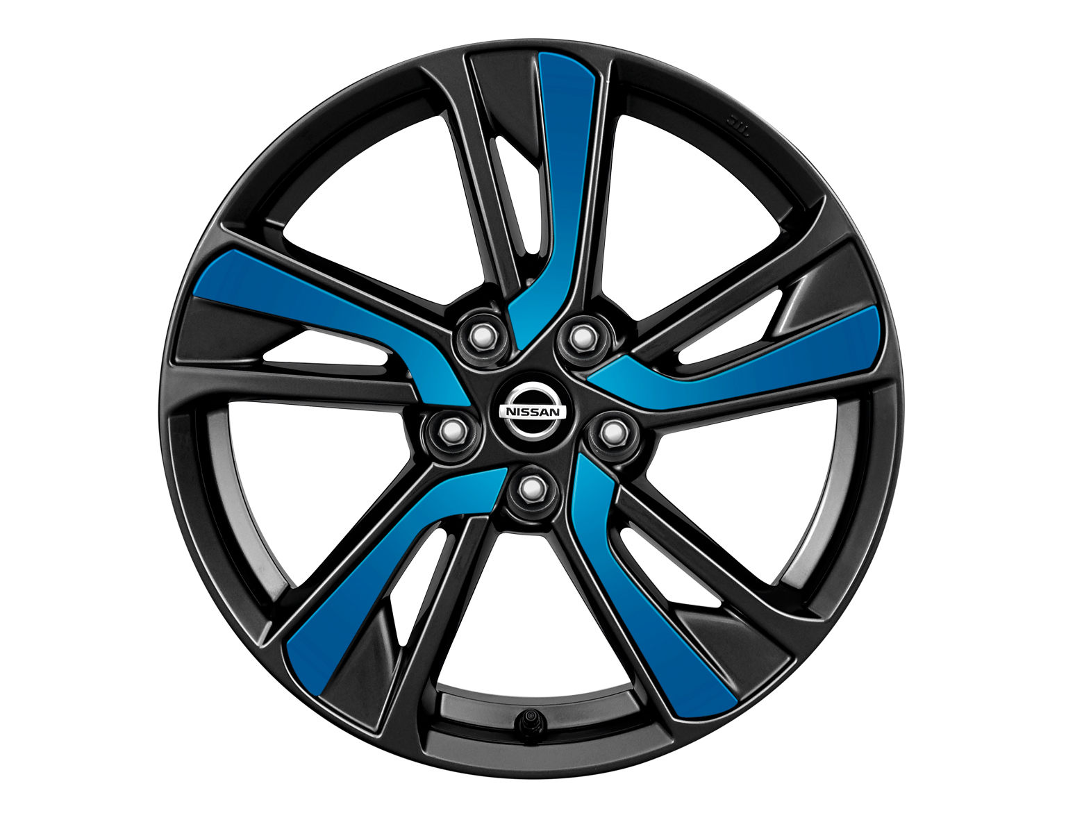 18 Quot Alloy Wheel With Coloured Inserts X4 Windsor