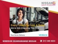 Nissan Leaf EV XE FAST CHARGE 4DR AUT
