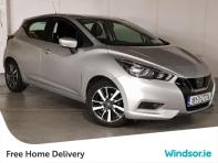 Nissan Micra 1.0 SV 4DR